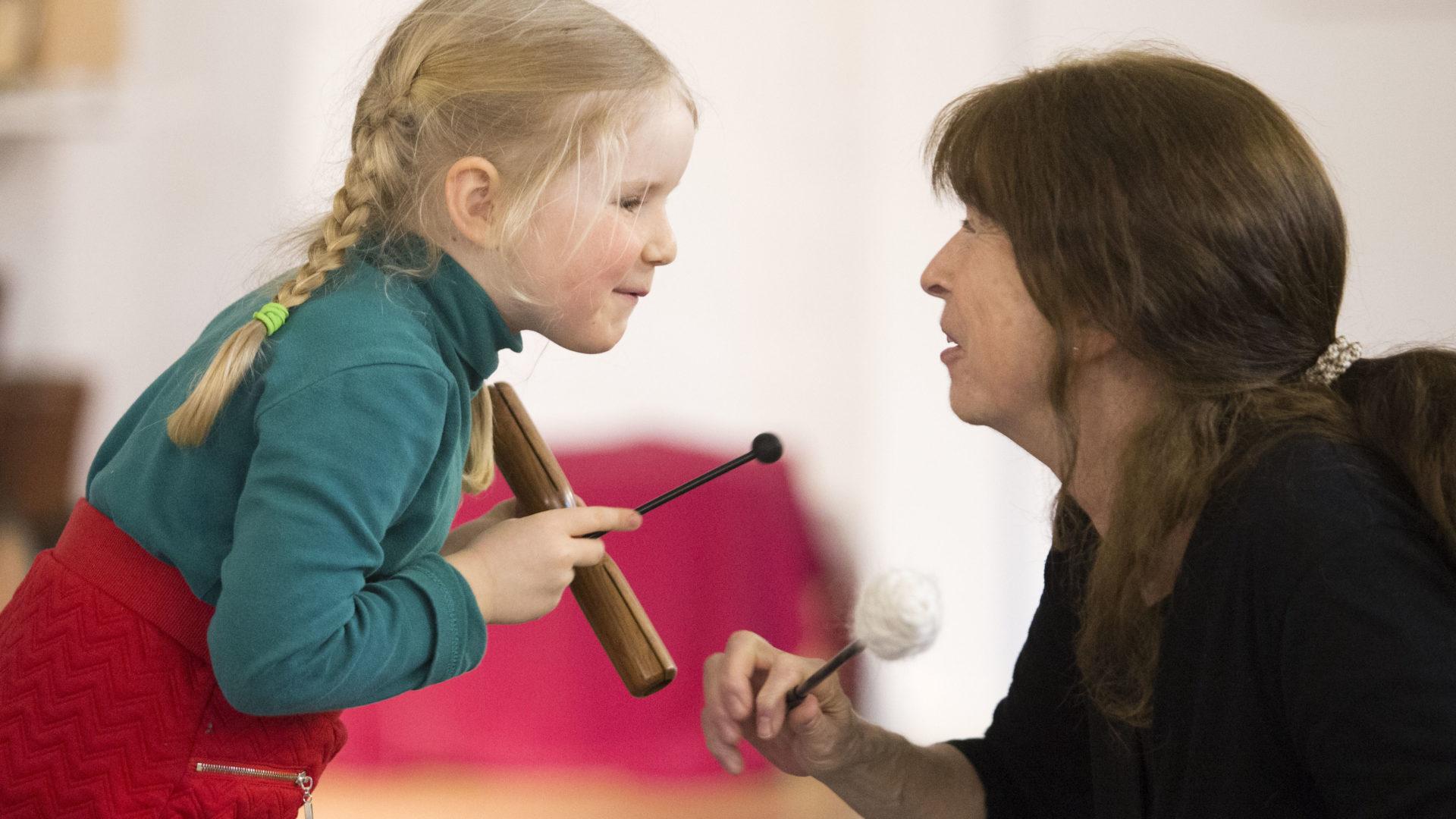 Søk om opptak til videreutdanning i musikkdidaktikk rettet mot barn 0-8 år!