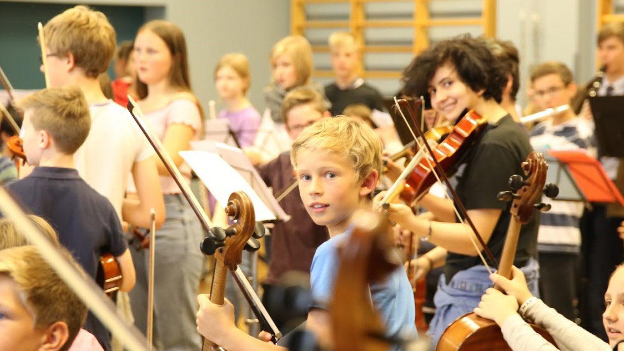 Velkommen til Åpen Dag ved Musikk på Majorstuen!